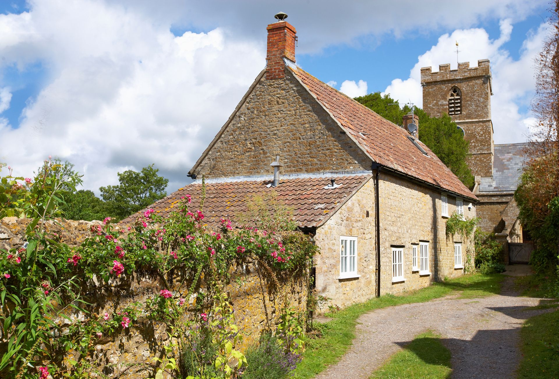 Click here for more about Rose Cottage