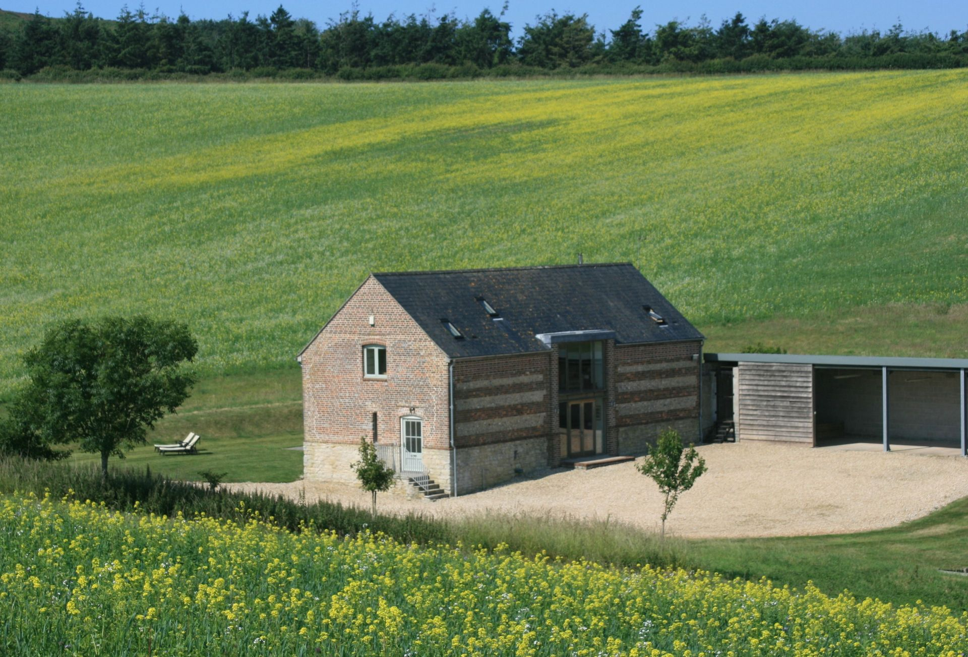 Click here for more about Blagdon Lower Barn