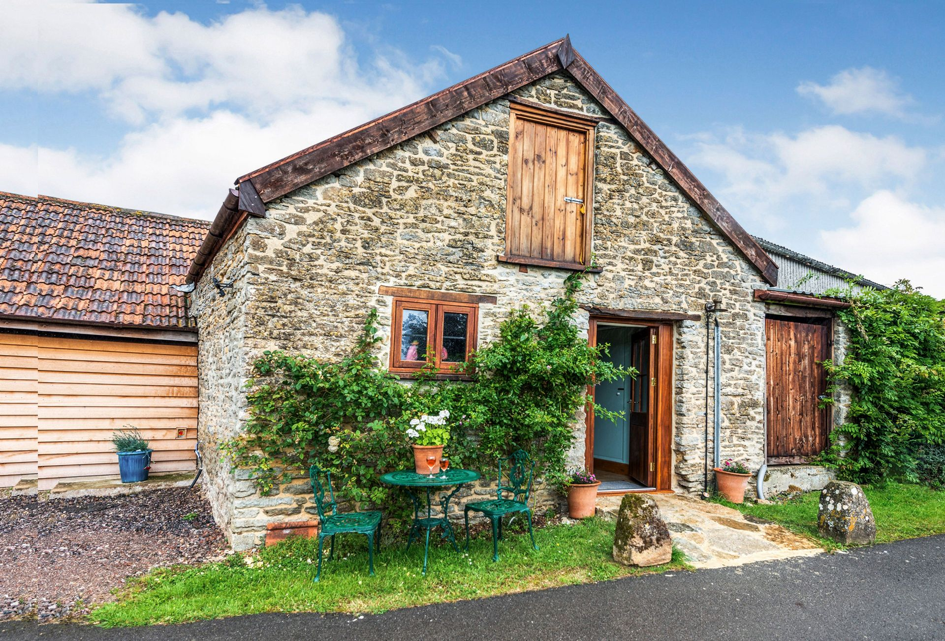 Details about a cottage Holiday at The Milking Parlour