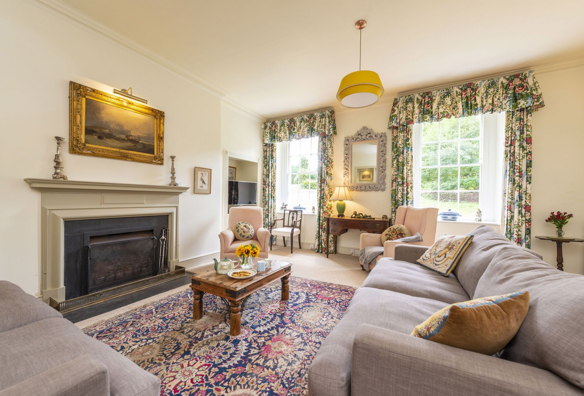 The Garden House is located in Dorchester and surrounding villages