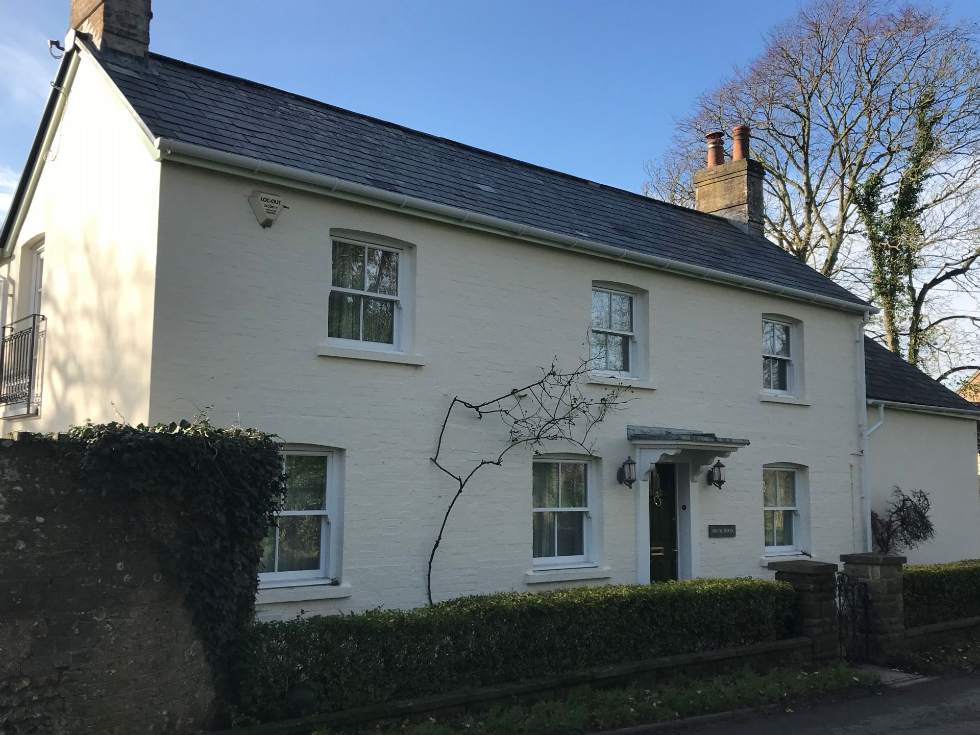 Click here for more about Brook House