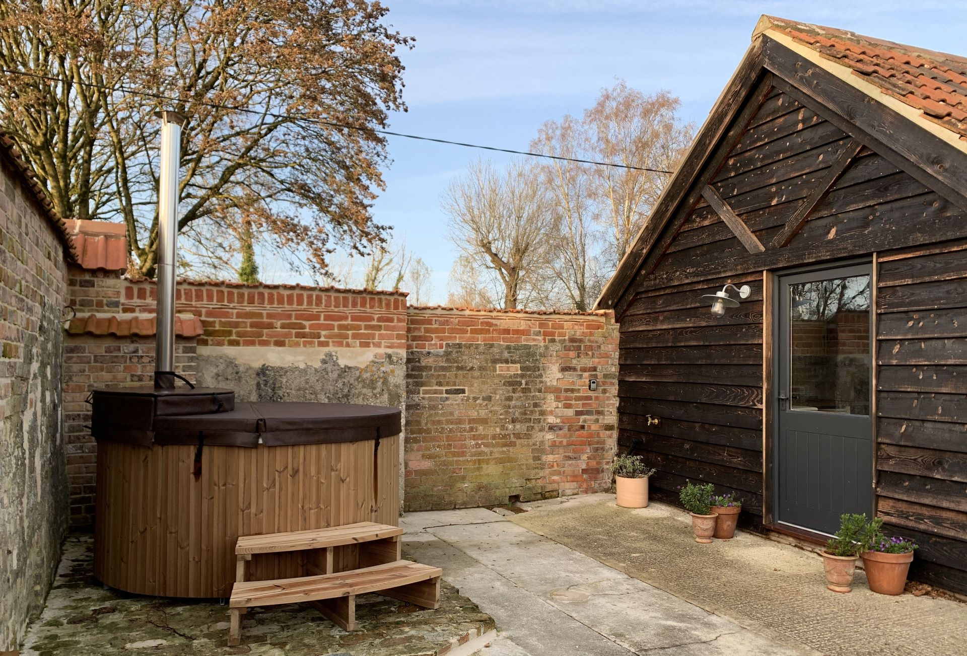 Click here for more about Park Farm Byre