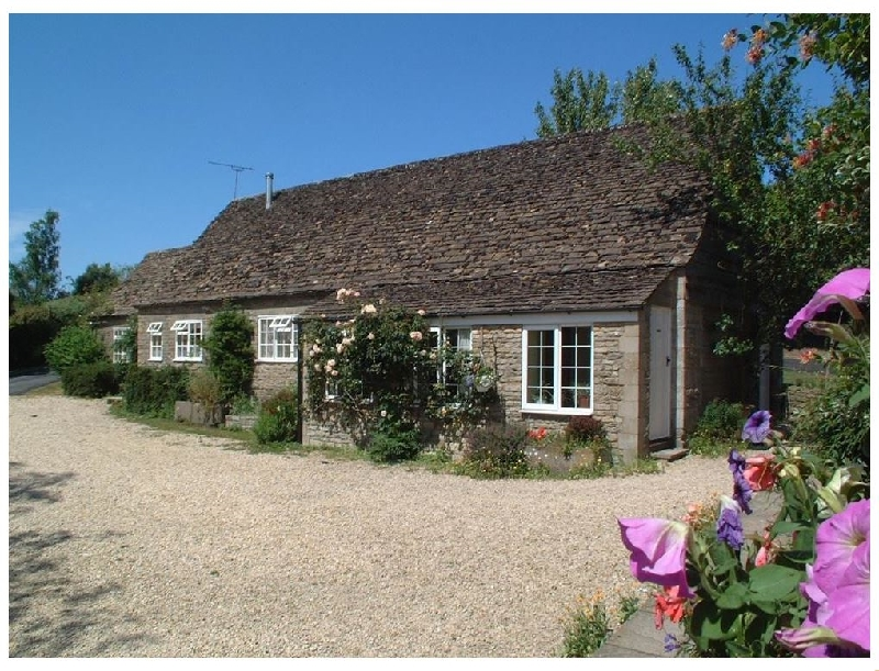 Click here for more about Stable Cottage- Little Somerford