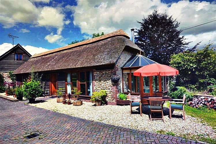 Details about a cottage Holiday at The Thatch - Elsdon Cottages