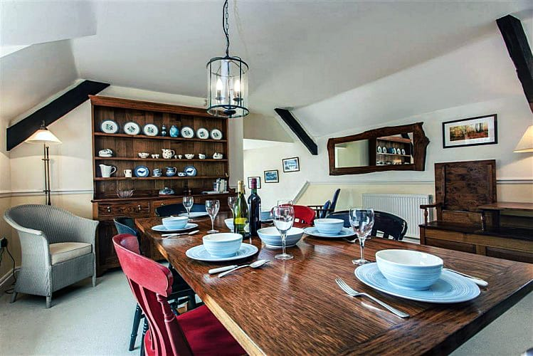 Click here for more about Charmouth House